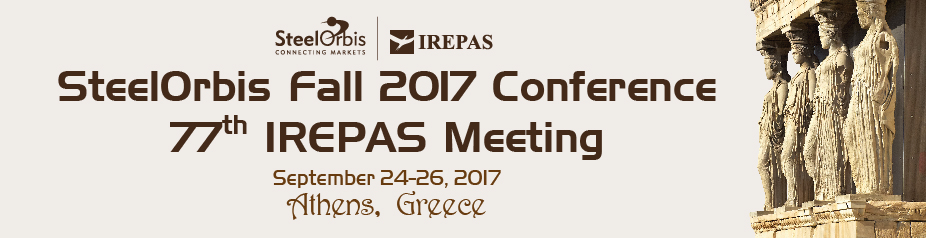 SteelOrbis Fall 2017 Conference & 77th IREPAS Meeting
