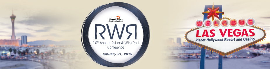 SteelOrbis' 10th Annual Rebar & Wire Rod Conference
