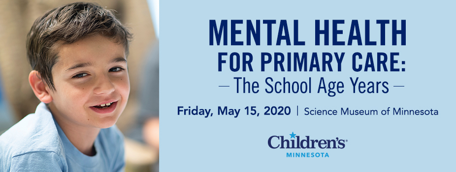 Mental Health for Primary Care: The School Age Years