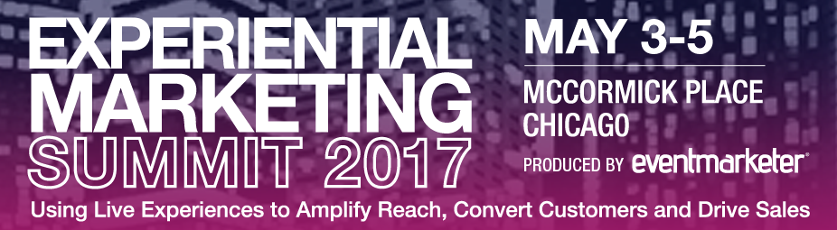 Experiential Marketing Summit 2017