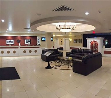 Front Desk Lobby