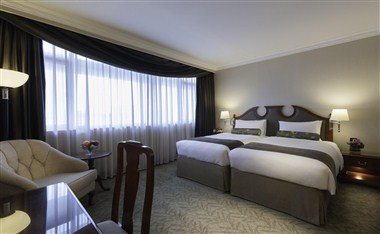 Deluxe Room on Continential Club Floor