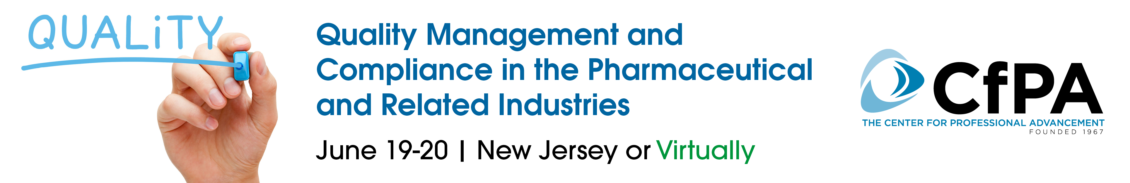 Quality Management and Compliance in the Pharmaceutical and Related Industries