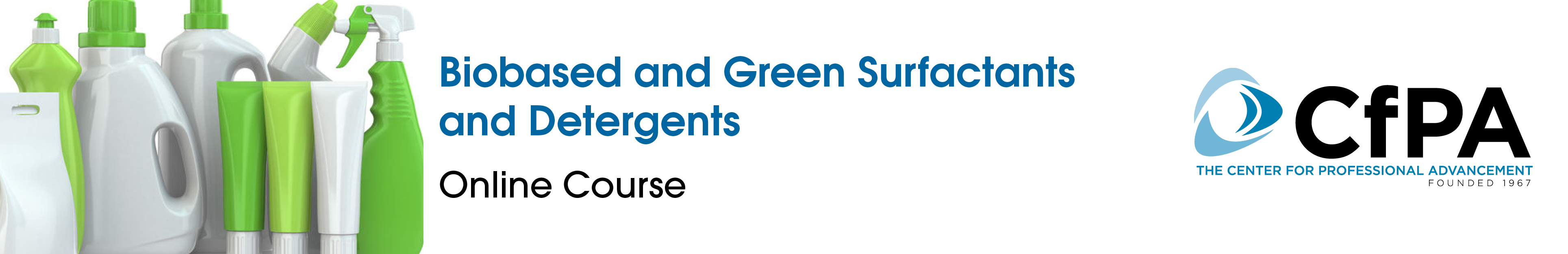 Biobased and Green Surfactants and Detergents