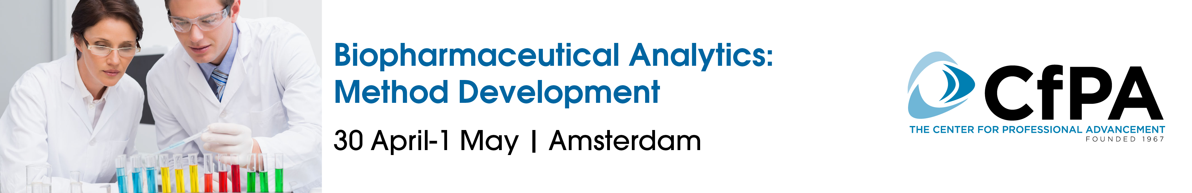 Biopharmaceutical Analytics: Method Development