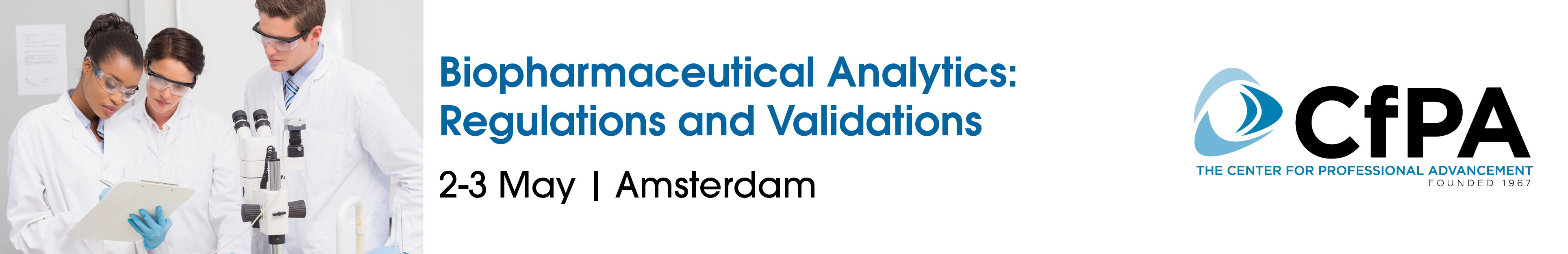 Biopharmaceutical Analytics: Regulations and Validations