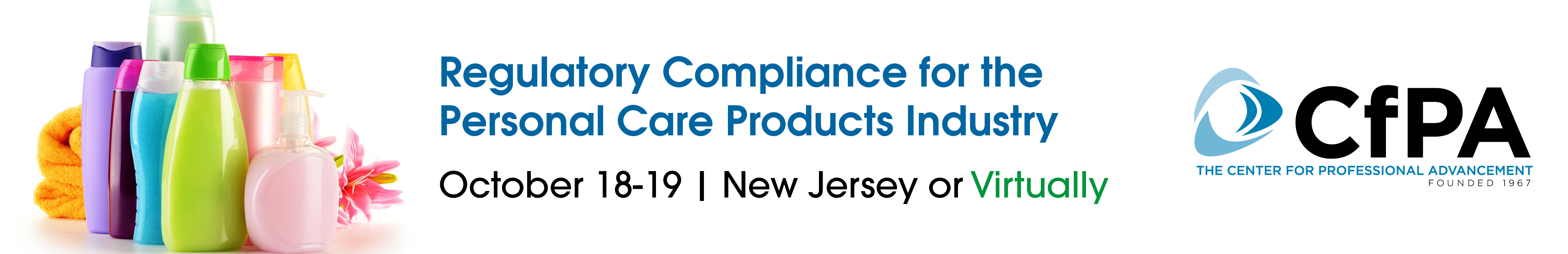 Regulatory Compliance for the Personal Care Products Industry