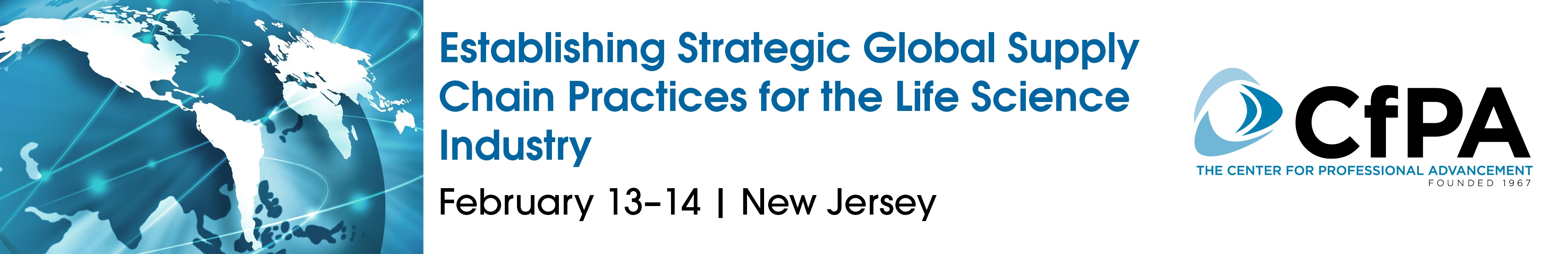 Establishing Strategic Global Supply Chain Practices for the Life Science Industry