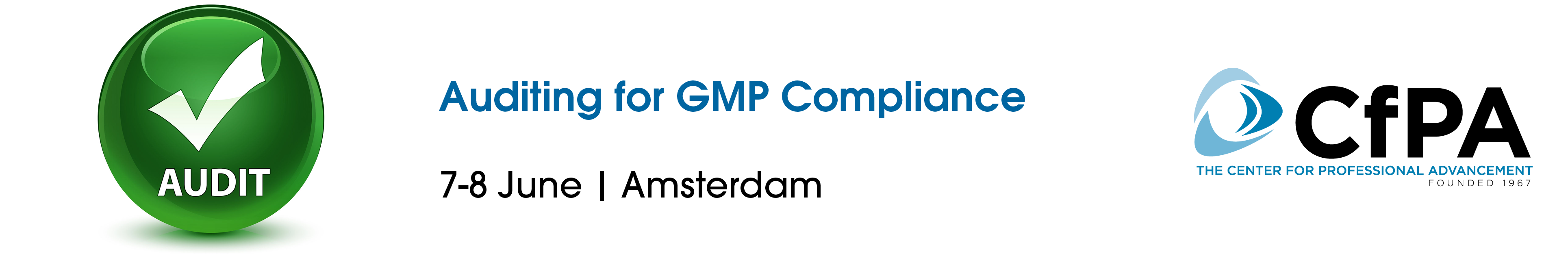 Auditing for GMP Compliance