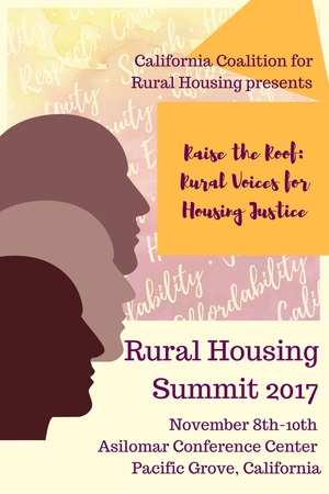 Raise the Roof: Rural Voices for Housing Justice