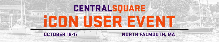 iCON User Event: Introduction to CentralSquare