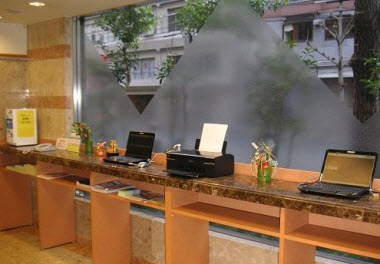 Business Counter