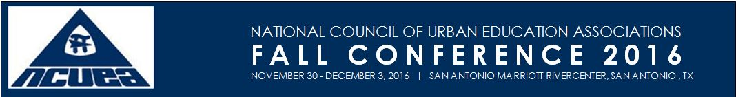 2016 NCUEA Fall Conference - November 30-December 3