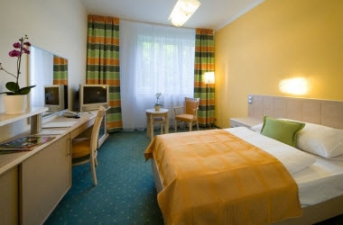 Spa sleep Resort Sanssouci - Single room