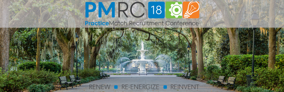 PracticeMatch Recruitment Conference 2018