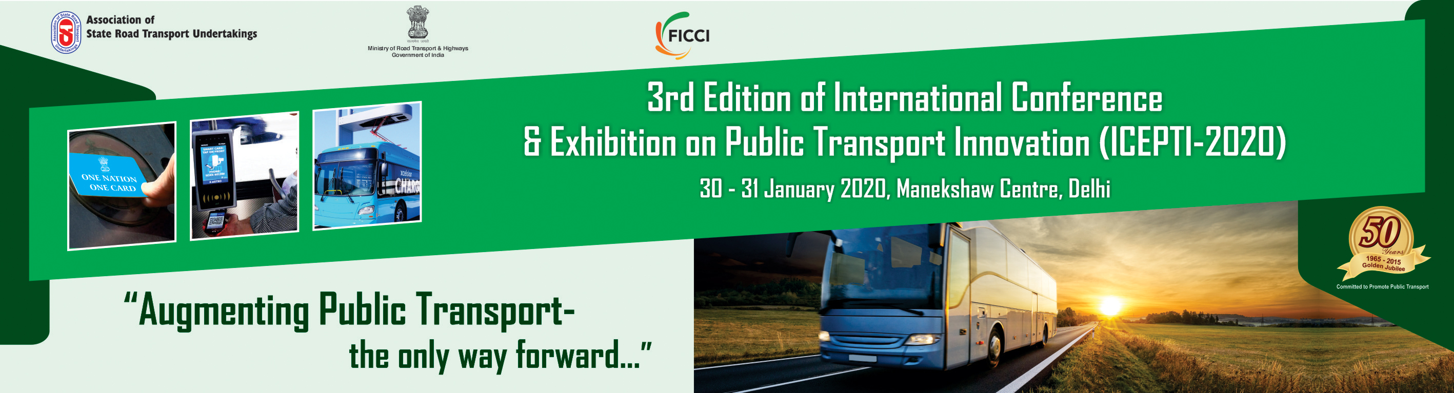 3rd Edition of International Conference and Exhibition on Public Transport Innovation