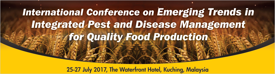 International Conference on Emerging Trends in Integrated Pest and Disease Management for Quality Food Production