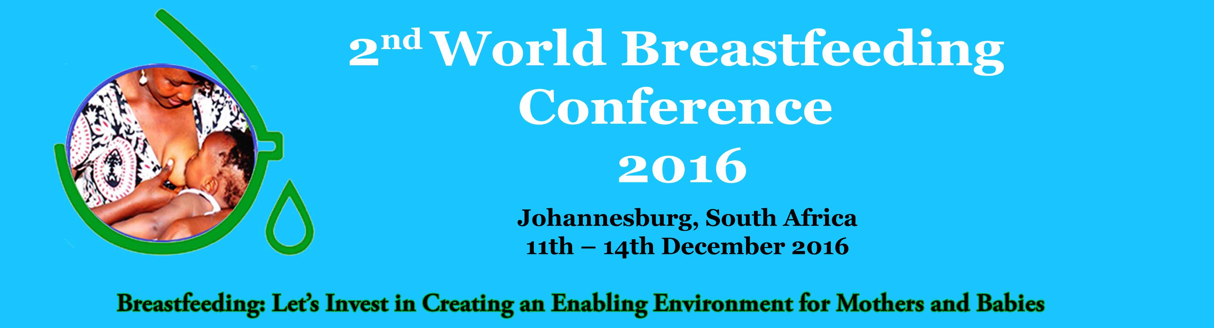 Second World Breastfeeding Conference 2016