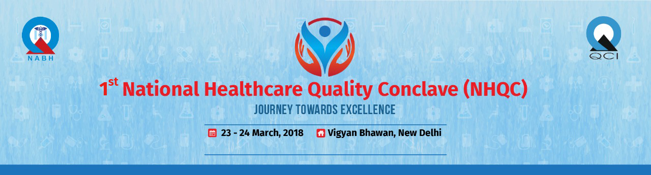 1st National Healthcare Quality Conclave