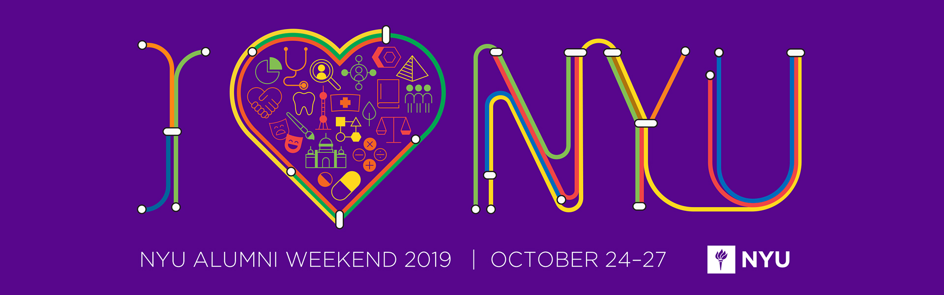 NYU Alumni Weekend 2019