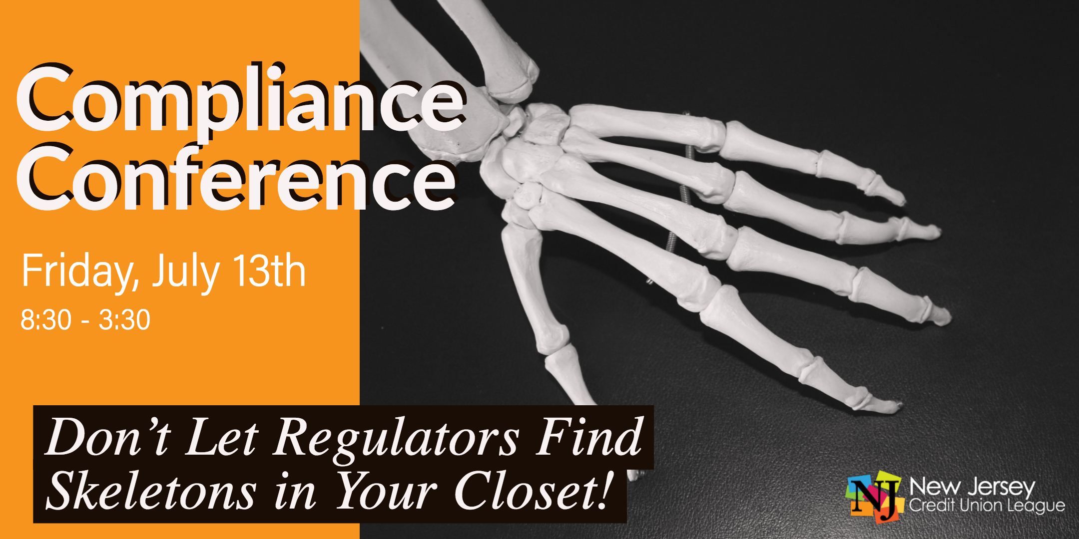2018 NJCUL Compliance Conference
