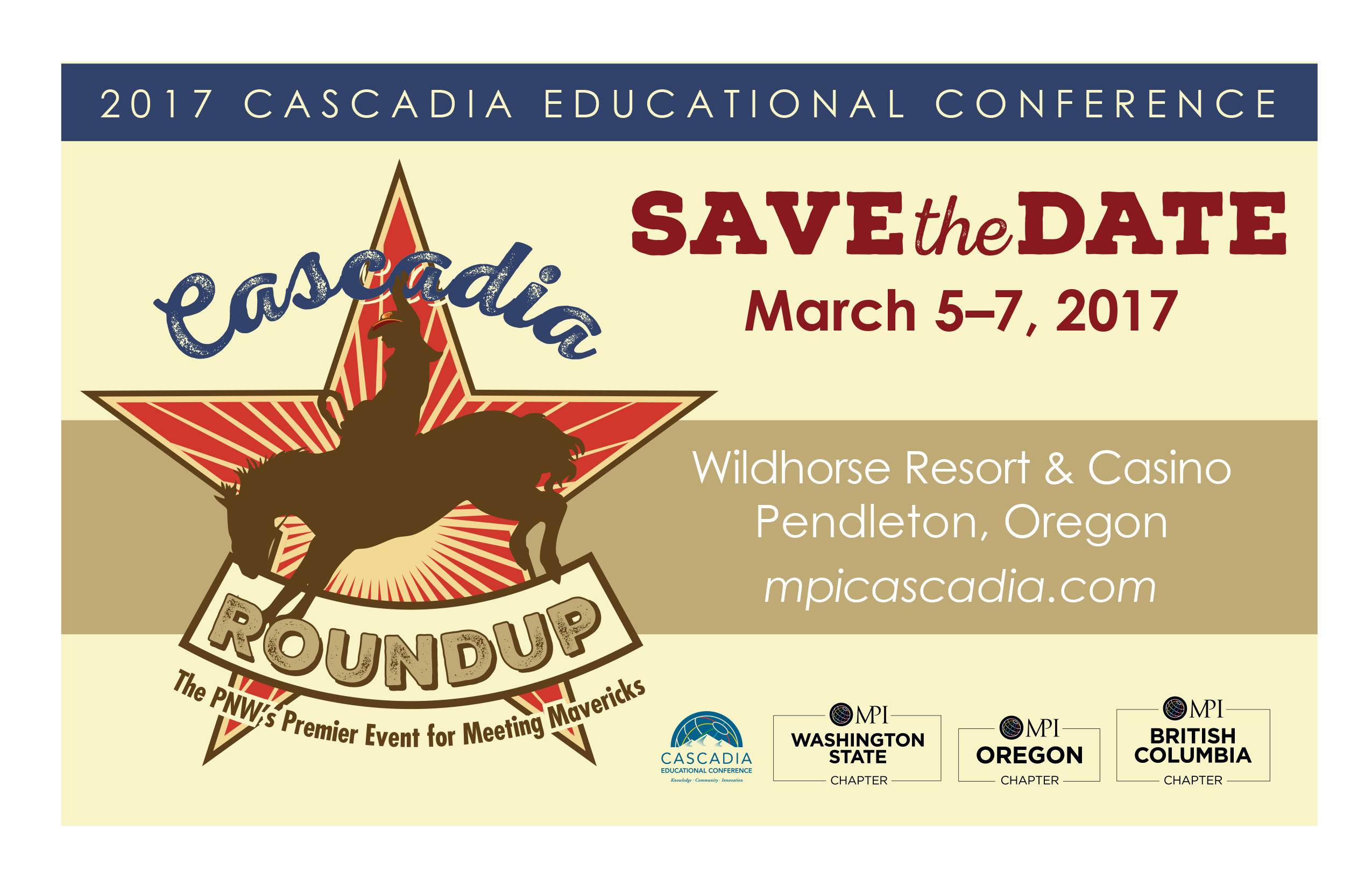 Cascadia Roundup 2017_Save the Date Postcard_Round