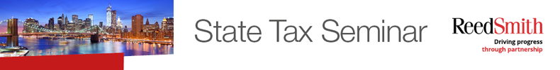 State and Local Tax seminar