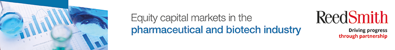 Equity capital markets in the pharmaceutical and biotech industry