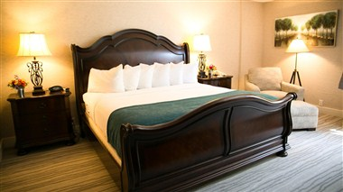 Executive Suite Guest Room