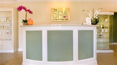 The Spa at the Heritage Hotel