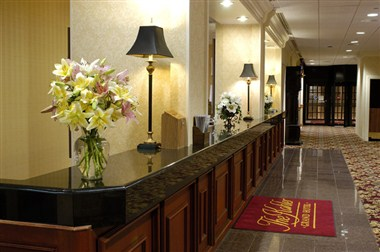 Kahler Grand Hotel Lobby Area
