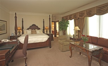 Imperial Suite Master Bedroom
