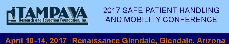 2017 Safe Patient Handling and Mobility/Falls Conference