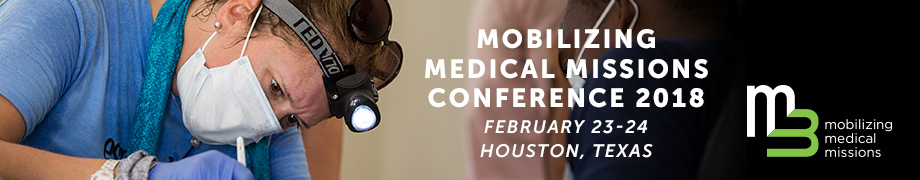 Mobilizing Medical Missions Conference 2018