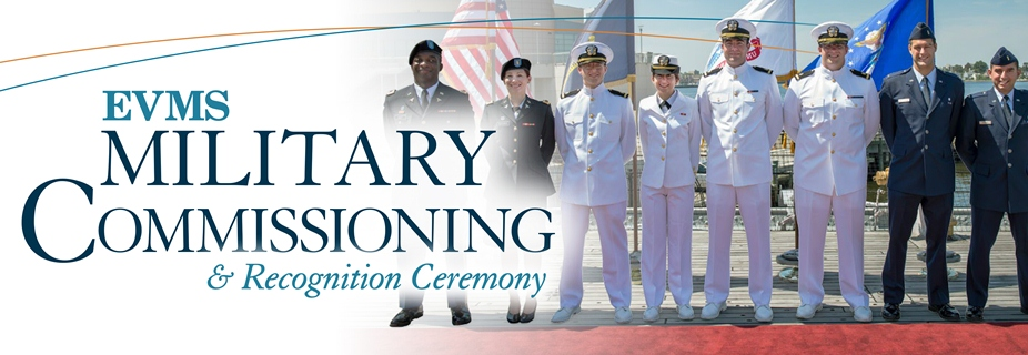 2018 EVMS Military Commissioning & Recognition Ceremony