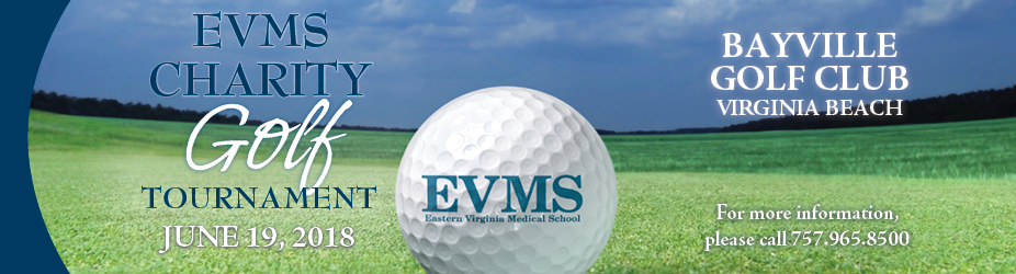 EVMS 2018 Charity Golf Classic