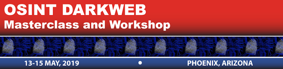 OSINT Darkweb Masterclass and Workshop