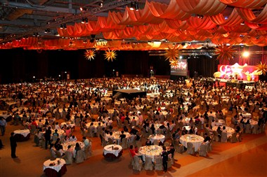 Hall 2/ AsiaWorld-Summit (Banquet)