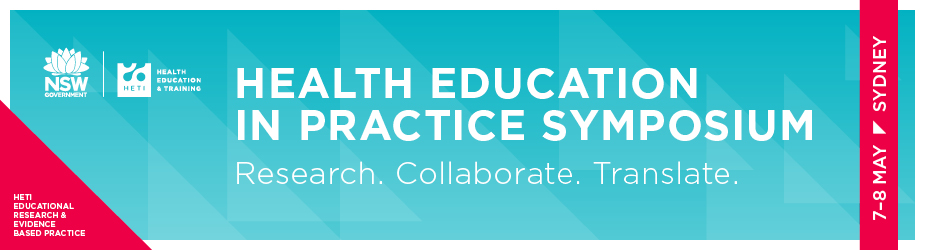 Health Education in Practice - Symposium & Workshop