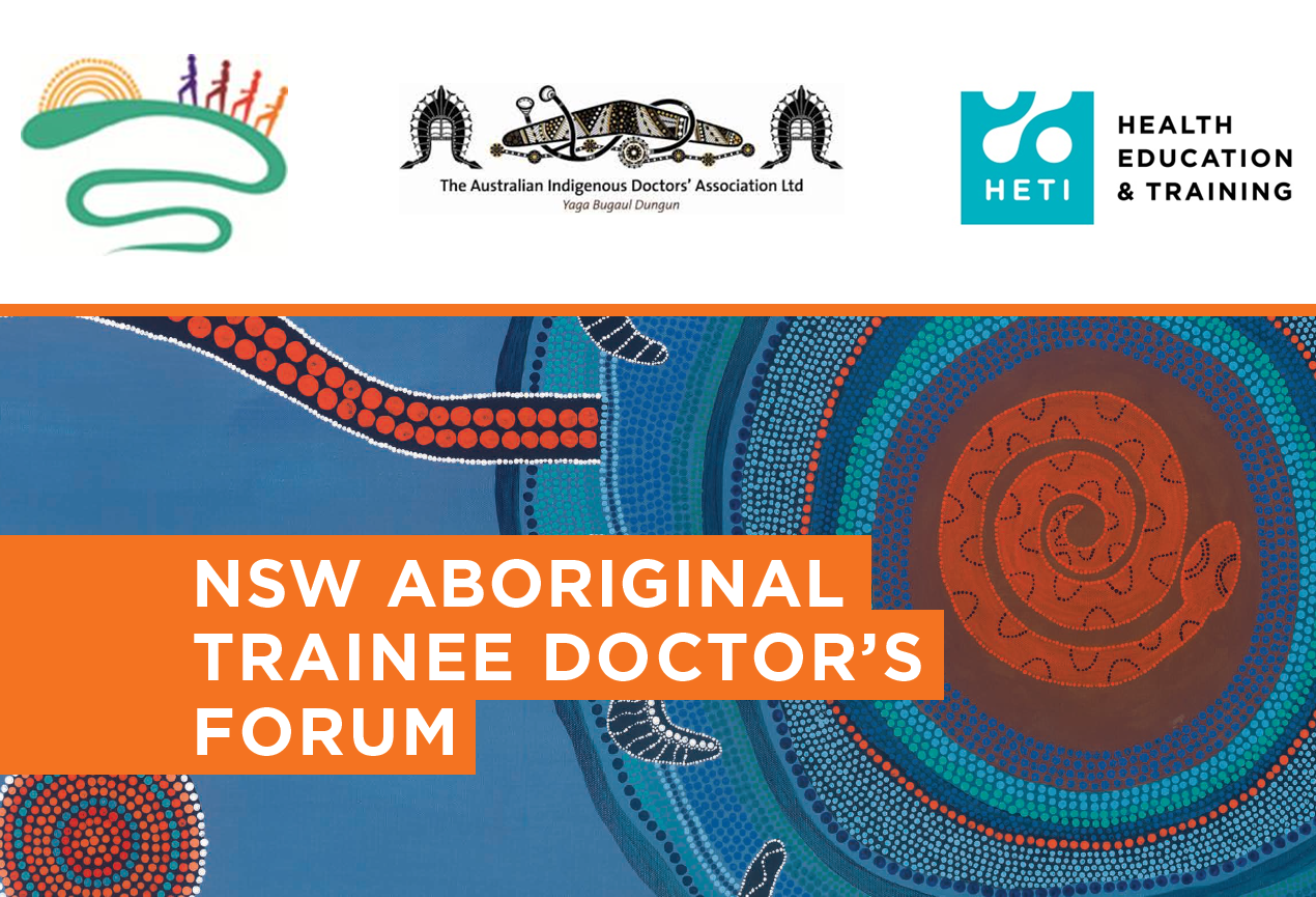 Aboriginal Trainee Doctor's Forum