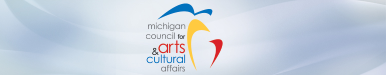 Michigan Council for Arts and Cultural Affairs Application Fee