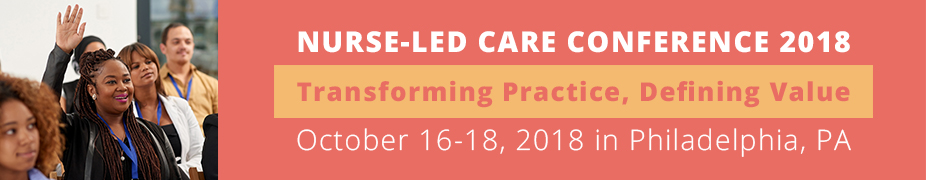Nurse-Led Care Conference 2018