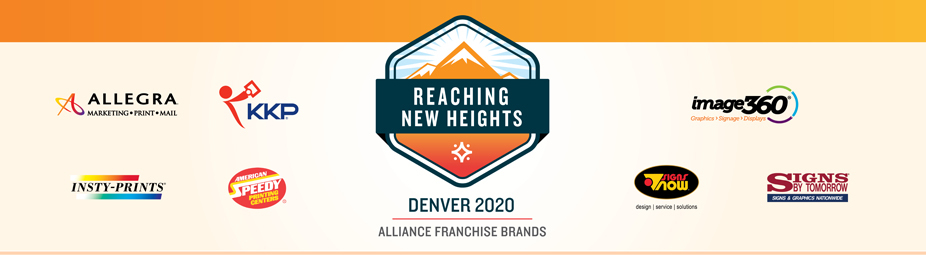 Alliance Franchise Brand Convention 2020 - Supplier