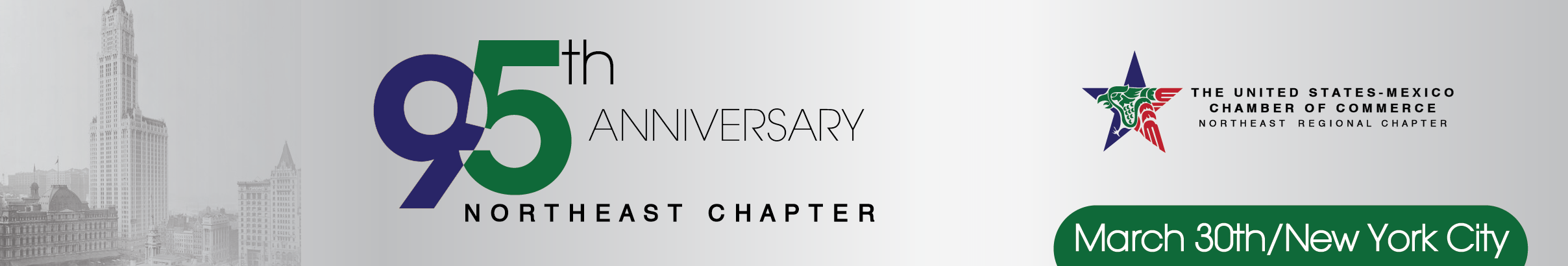 95th Anniversary Northeast Chapter