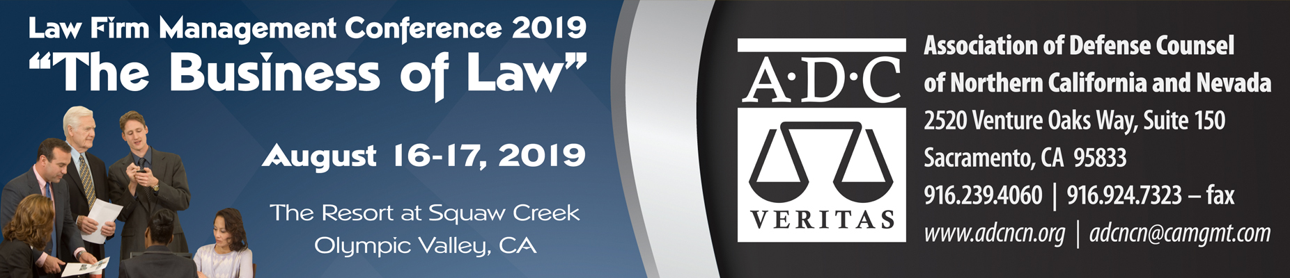 ADC Law Firm Management Conference 2019