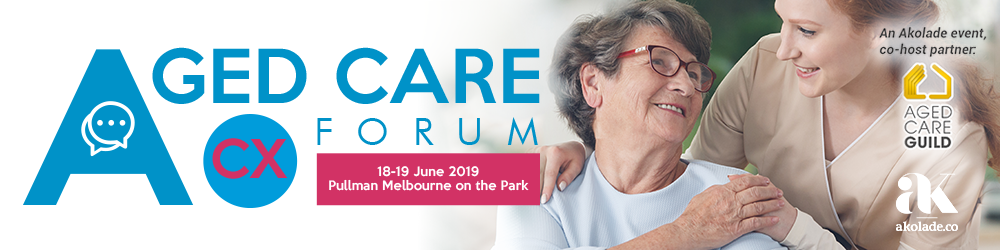 Aged Care CX Forum