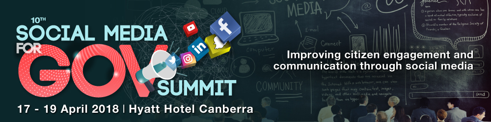 10th Social Media for Government Summit