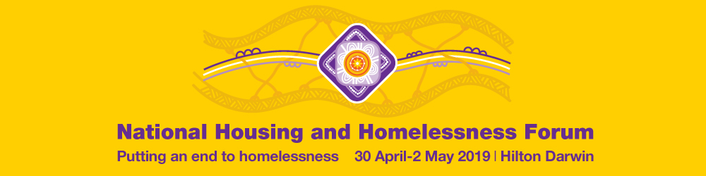 National Housing and Homelessness Forum