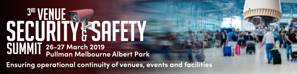3rd Venue Security and Safety Summit
