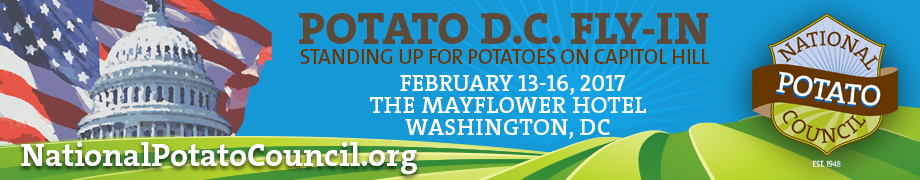 2017 Potato D.C. Fly-In